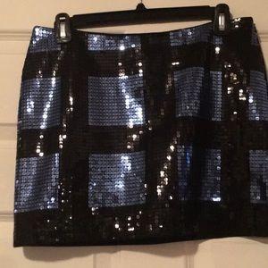Julie Brown mini skirt